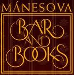 logo mánesova bar and books