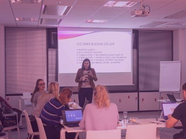 foto školení pro skupiny